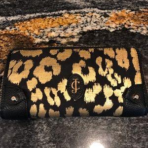 Leopard Print Juicy Couture Wallet
